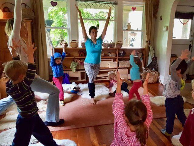 Honey Heart Yoga at Heart in Hand